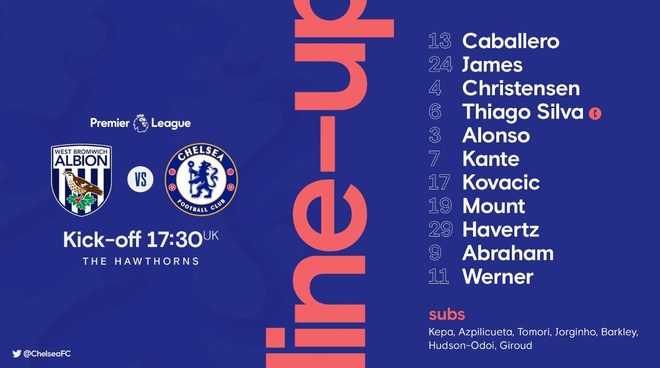 Chelsea vs West Brom anh 23