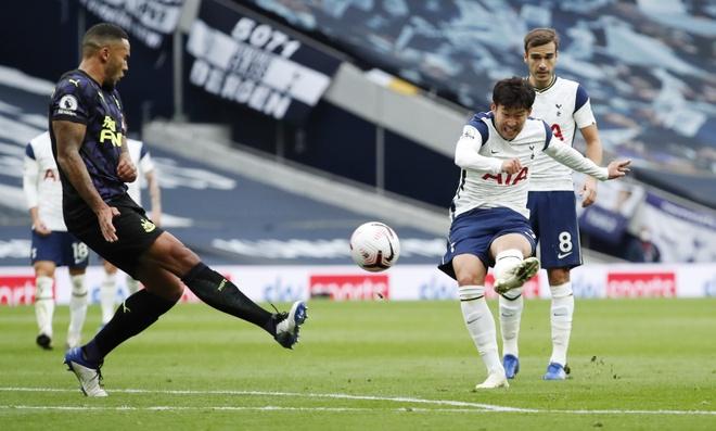 Tottenham vs Newcastle anh 2