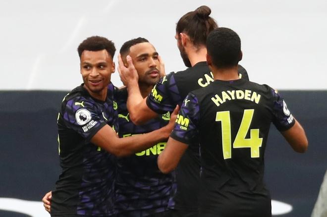 Tottenham vs Newcastle anh 5