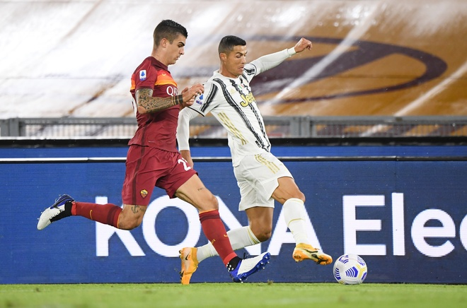 Roma gap Juventus anh 12