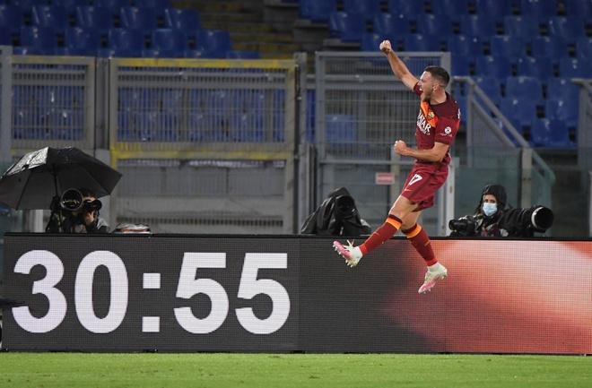 Roma gap Juventus anh 9
