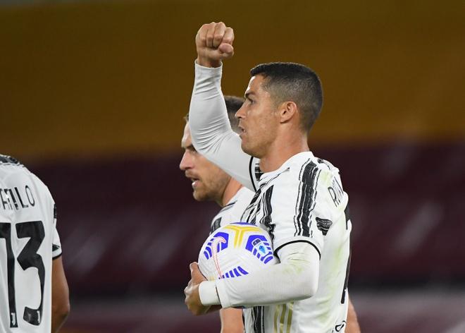 Roma gap Juventus anh 7