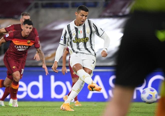 Roma gap Juventus anh 6