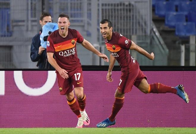 Roma gap Juventus anh 5