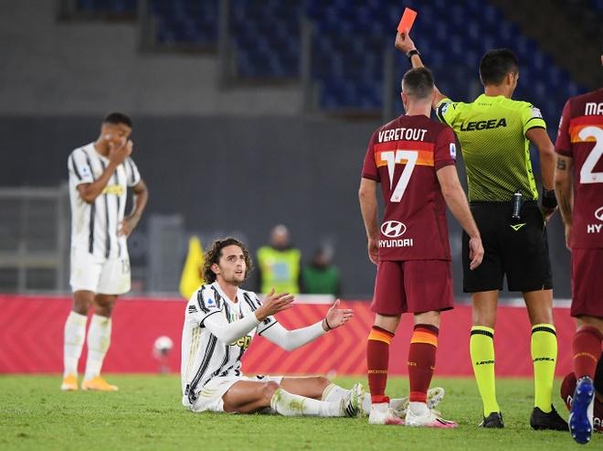 Roma gap Juventus anh 3