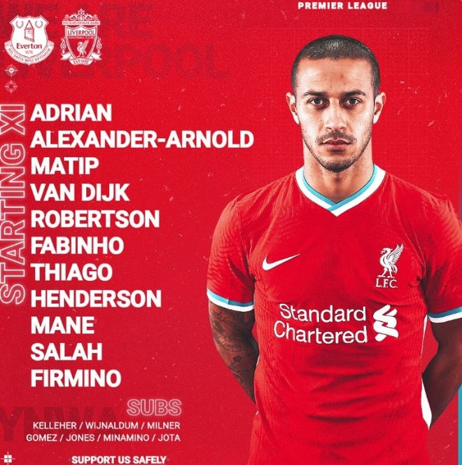Everton vs Liverpool anh 2
