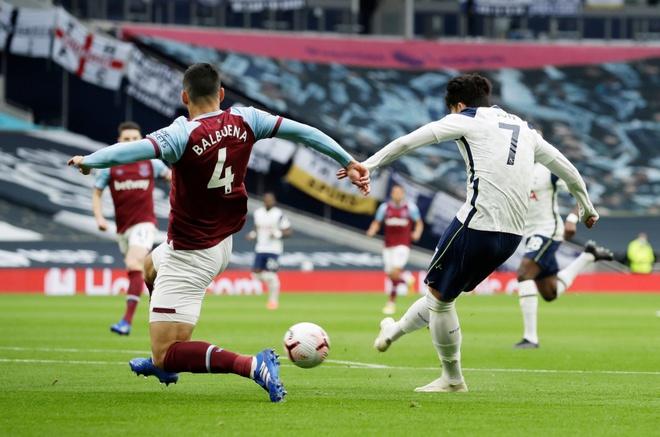 Tottenham vs West Ham anh 14
