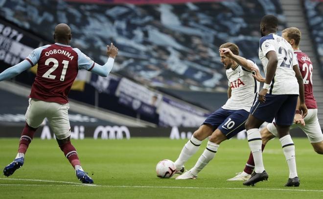 Tottenham vs West Ham anh 18