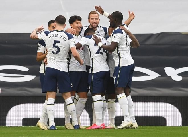 Tottenham vs West Ham anh 17