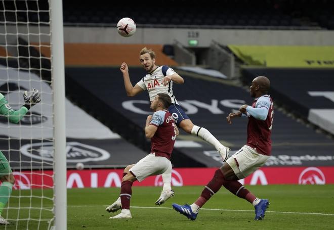Tottenham vs West Ham anh 21