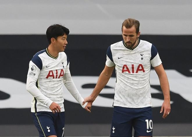 Tottenham vs West Ham anh 22