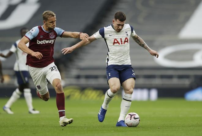 Tottenham vs West Ham anh 24