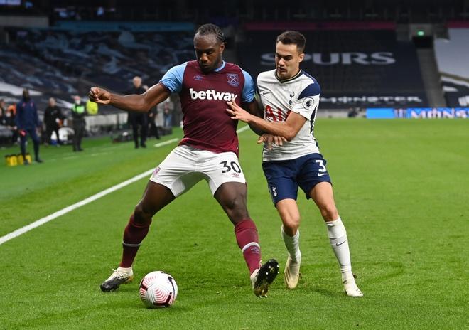 Tottenham vs West Ham anh 26
