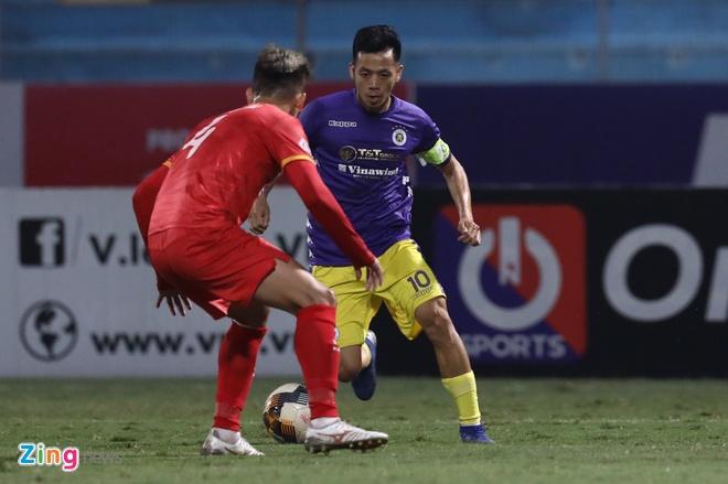 CLB Ha Noi vs Binh Duong anh 15