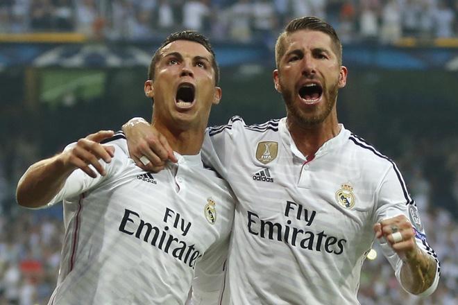 Juventus muon co Ramos anh 1