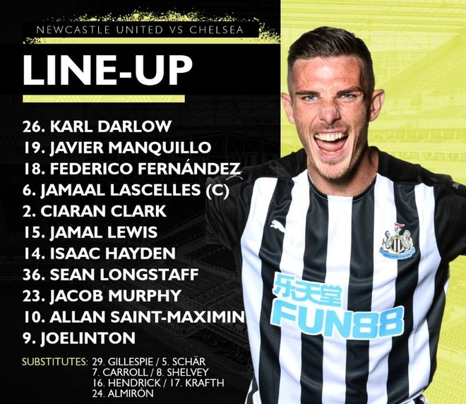 Newcastle vs Chelsea anh 22