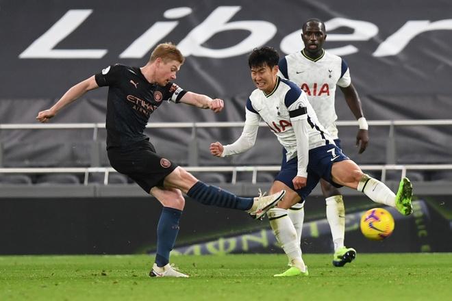 Tottenham vs Man City anh 2