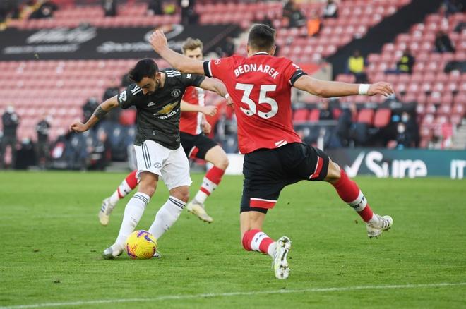 Southampton dau Man Utd anh 24