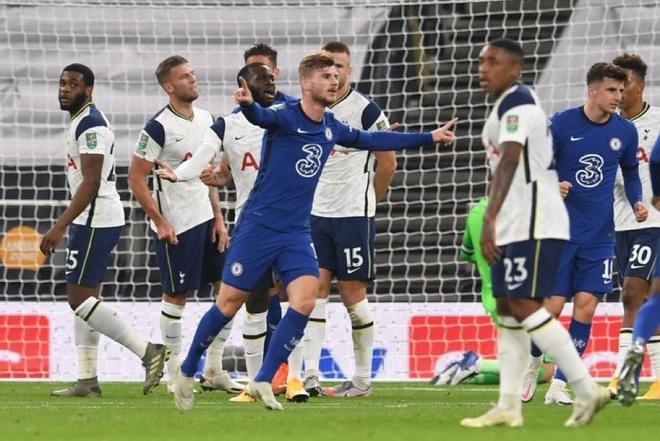 Chelsea vs Tottenham anh 10