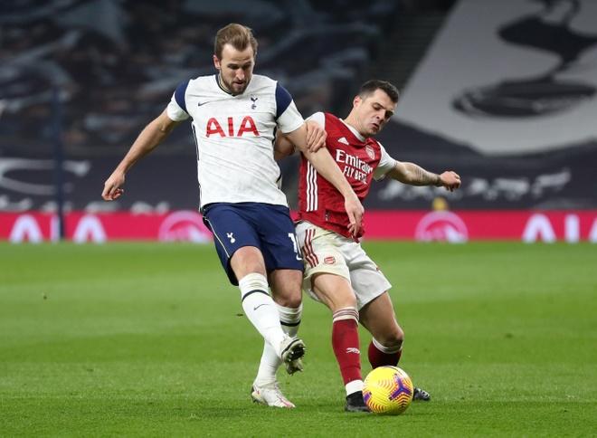 Tottenham dau Arsenal anh 18