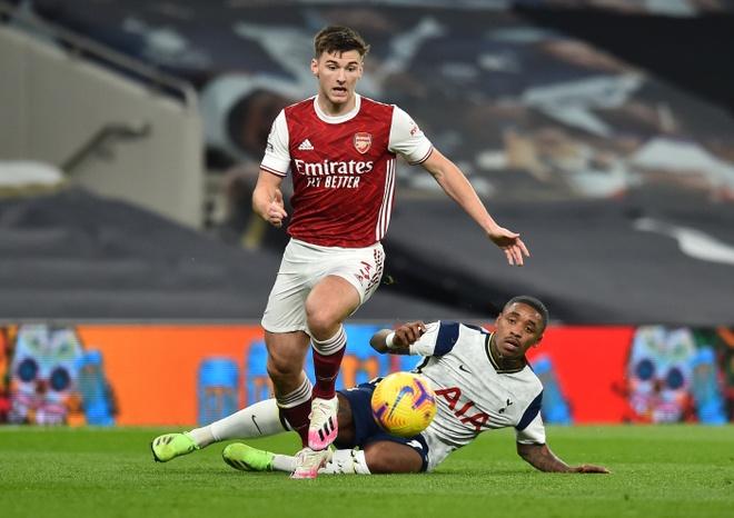 Tottenham dau Arsenal anh 20