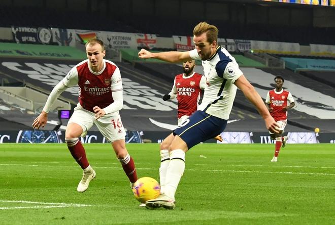 Tottenham dau Arsenal anh 22