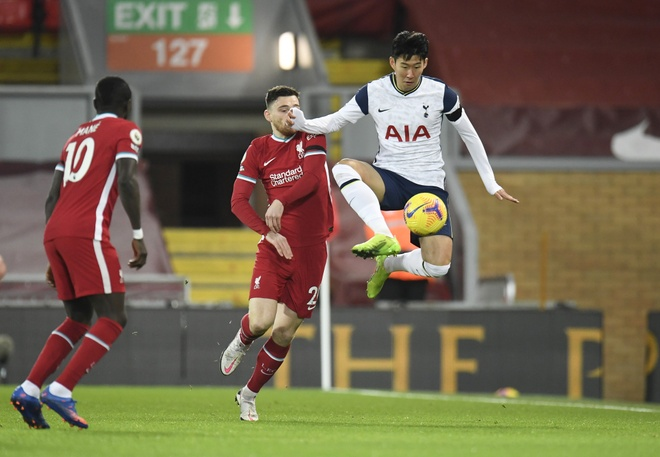 Liverpool vs Tottenham anh 13