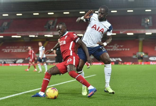 Liverpool vs Tottenham anh 17