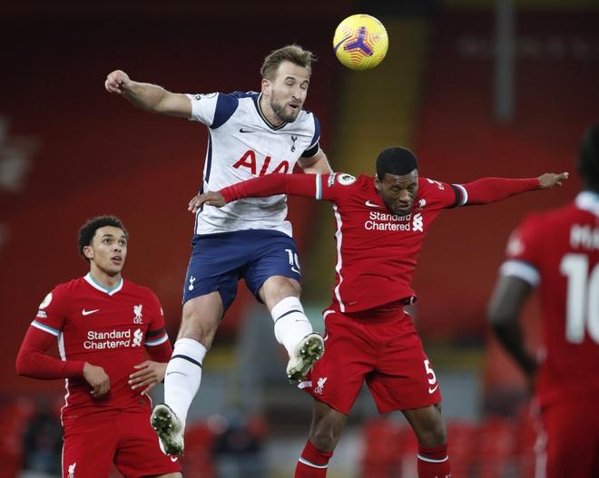 Liverpool vs Tottenham anh 23
