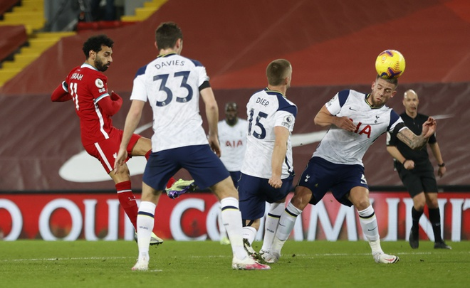 Liverpool vs Tottenham anh 18