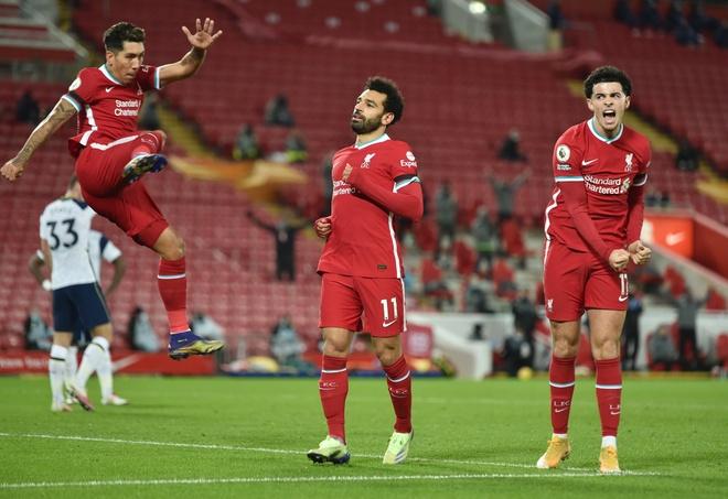 Liverpool vs Tottenham anh 19