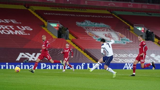 Liverpool vs Tottenham anh 20