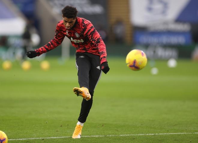 Leicester vs Man Utd anh 16
