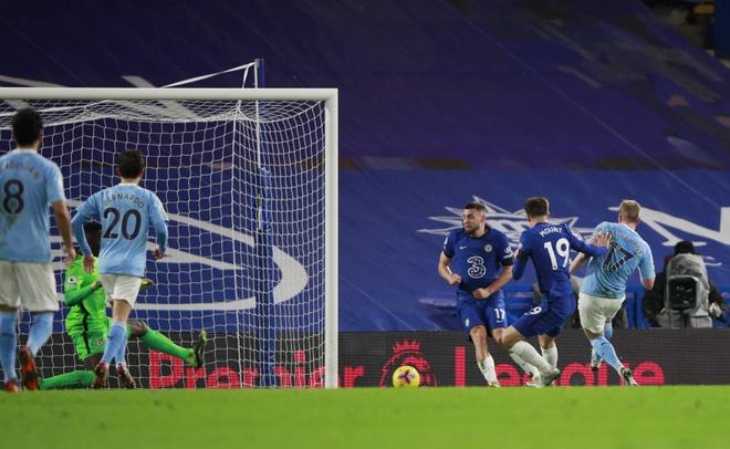 Chelsea dau Man City anh 23