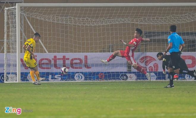 CLB Viettel vs Hai Phong anh 11