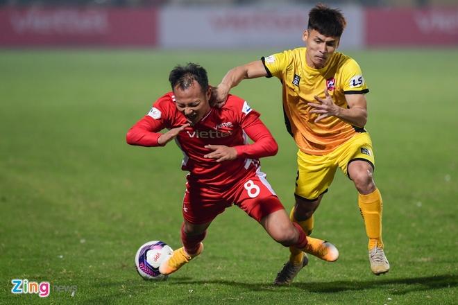 CLB Viettel vs Hai Phong anh 13