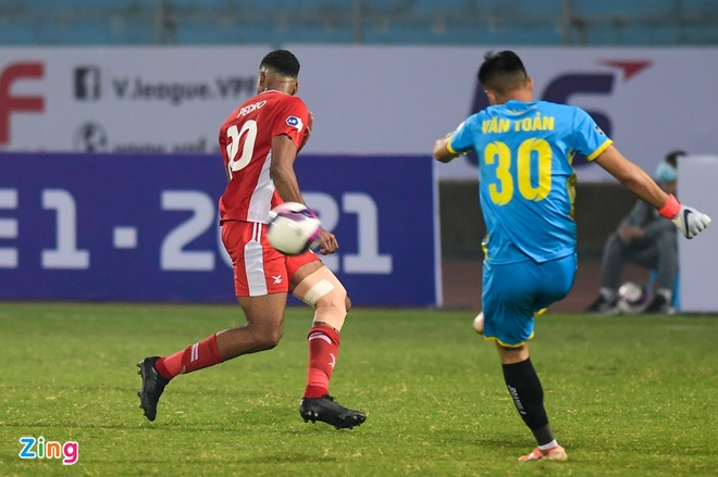 CLB Viettel vs Hai Phong anh 12