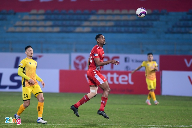 CLB Viettel vs Hai Phong anh 14