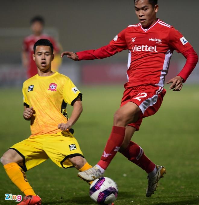 CLB Viettel vs Hai Phong anh 17