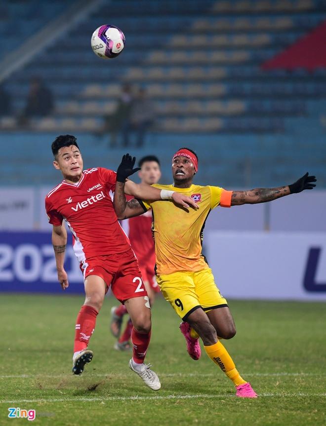 CLB Viettel vs Hai Phong anh 23