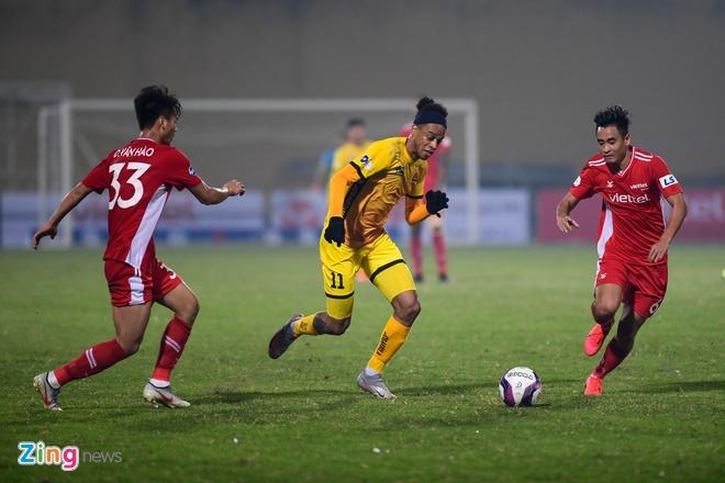 CLB Viettel vs Hai Phong anh 19