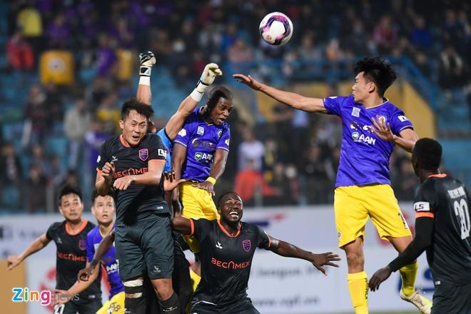 CLB Ha Noi dau Binh Duong anh 21