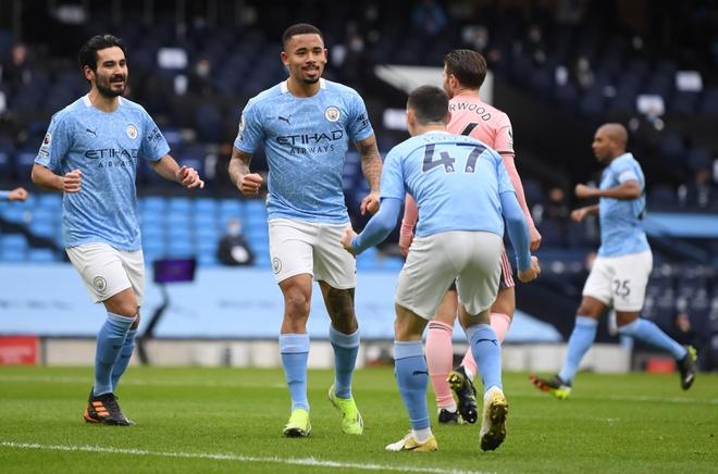 Man City vs Sheffield anh 11