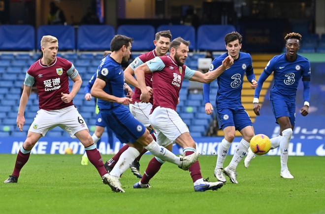 Chelsea vs Burnley anh 18