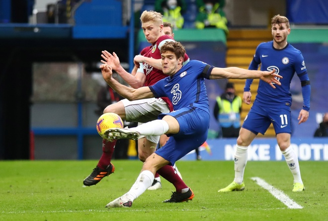 Chelsea vs Burnley anh 21
