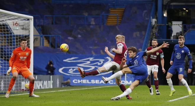 Chelsea vs Burnley anh 22