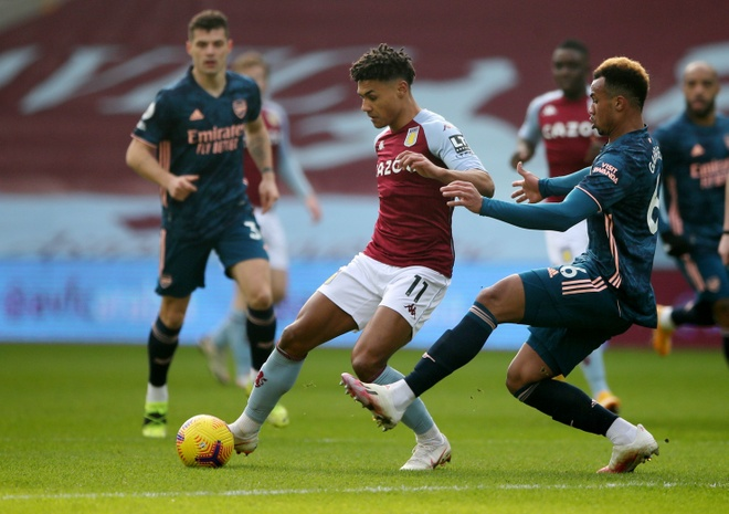 Aston Villa vs Arsenal anh 14