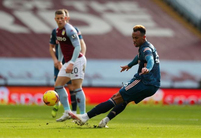 Aston Villa vs Arsenal anh 18