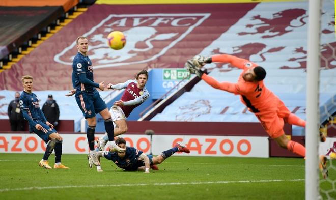 Aston Villa vs Arsenal anh 21