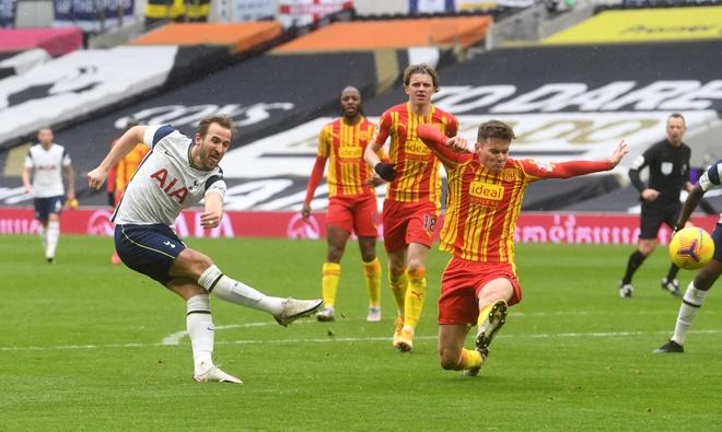 Tottenham dau West Brom anh 19